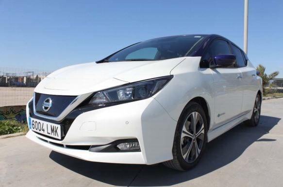 El Blog de Rafa – Prueba Nissan LEAF